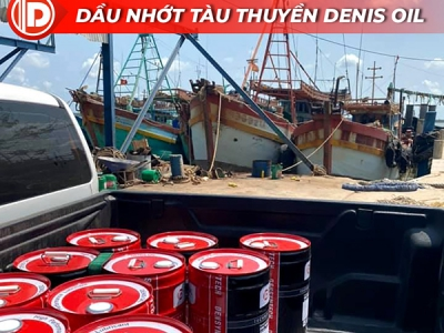 Tìm đại lý, nhà phân phối dầu nhớt DENIS OIL
