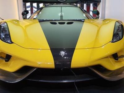 Cường ĐôLa nịnh vợ để đưa siêu xe Koenigsegg Regera 130 tỷ về Việt Nam