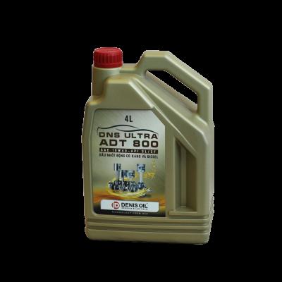 DNS ULTRA ADT 800 SAE 10W40, API SL/CF Dầu nhờn cao cấp dành cho động cơ xăng và Diesel