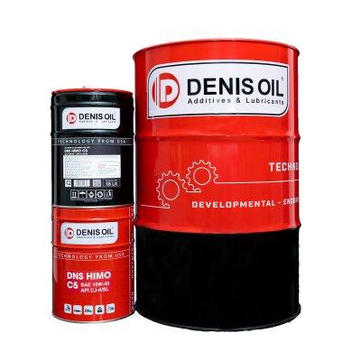 DNS HIMO C5 SAE 10W40, API CJ-4/SL Dầu động cơ Diesel turbo tăng áp tải trọng nặng và công suất lớn
