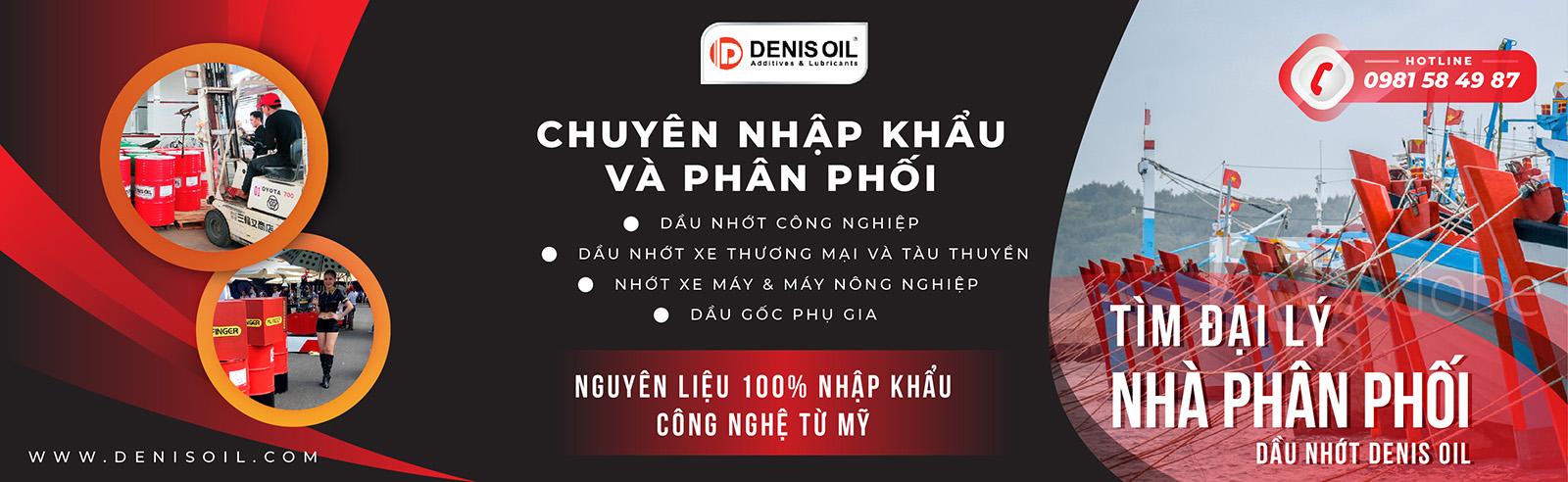 Denis Oil